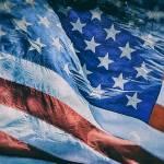 """""""America Waves"""" by karolsstuff"""