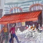 """""""Bar du Marche"""" by KayArtiste"""