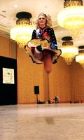 Irish Dance Leap 6