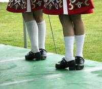 Irish Dancer Hard Shoes 6