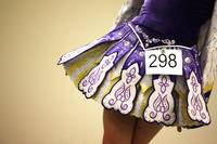 Irish Dance Solo Dress And Competition Number