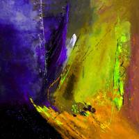 abstract 67900142 Art Prints & Posters by pol ledent