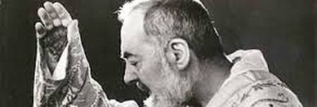 Padre Pio celebration