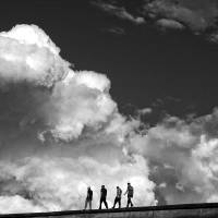 Cloud trip I Art Prints & Posters by Ionut-Cristinel Ignat