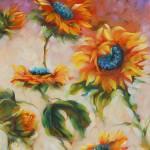 """Sunnysunflowersdm"" by BCArt"