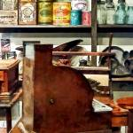"""Wooden Cash Register in General Store"" by susansartgallery"