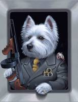 'Westie'- West Highland White Terrier