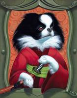 'The Samurai'- Japanese Chin