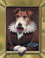 'Wille Shakespeare' - Wire Fox Terrier