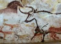 Horse and Bull from Lascaux