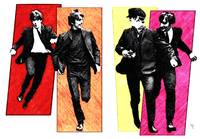 Beatles - Pop Art