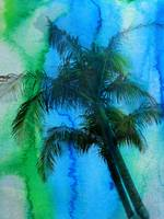 ORL-2042 Tropical beauty- Palm Tree.