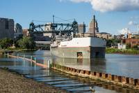 The Freighter Calumet