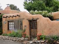 Old Santa Fe Cottage