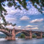 """Columbia-Wrightsville Bridge"" by Shadrags"