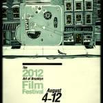 """Brooklyn Film Festival 2012 Poster"" by kashapova"