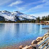 """Donner Lake"" by David Smith"