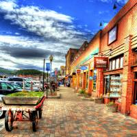 Truckee Art Prints & Posters by David Smith