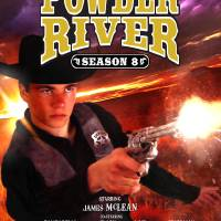 Powder River Season 8 Variant Poster Art Prints & Posters by Colonial Radio Theatre