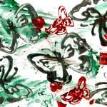 """butterfly inspiration imagekind"" by paulyworksfineart"
