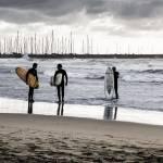 """Winter Surfers"" by ItalianPhotos"