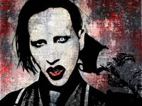 Marilyn Manson - Beautiful People - Pop Art