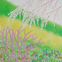 Flowers Everywhere Art Prints & Posters by Alina Deutsch