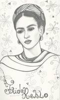 cropFrida Kahlo with dragon flies 001 - Copy