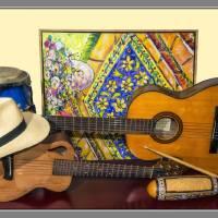 Marta_Music Art Prints & Posters by Dan Ward