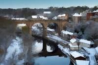 Winter in Knaresborough