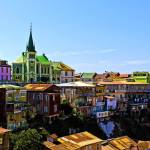 """Cerro Conception Valparaiso Chile"" by kurt50"