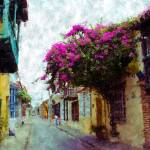 """Old Cartagena"" by kurt50"