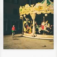 Carousel Art Prints & Posters by Raffaello Ferrari