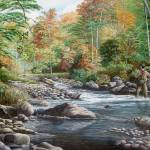 Fly Fishing for Trout- Pure Relaxation