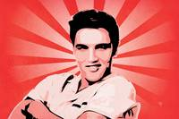 Elvis Presley - Pop Art