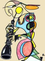 The Oboe d'Amore Player