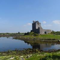 Dunguaire Castle Art Prints & Posters by Alan Hogan