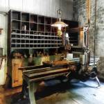 """Planer in Machine Shop"" by susansartgallery"