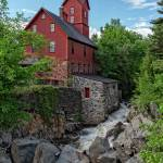 """The Old Red Mill"" by fielding"