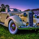 """Vintage La Salle Automobile"" by fielding"