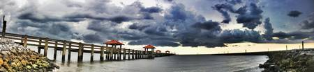 Ken Combs Pier - Gulfport, MS
