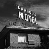 Route 66 - Paradise Motel Art Prints & Posters by Frank Romeo