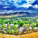 """Golden, Colorado HDR Panorama"" by kFergPhotos"