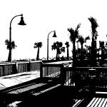 """Myrtle Beach Boardwalk"" by beazea"