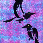 """""""Crows Repose"""" by LimeCreekArt"""