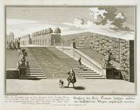 Steps to the garden terrace, Belvedere Palace, Vie