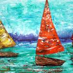 """Sailboat Dreams"" by ArtPrints"