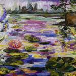 """""""Life By The Lily Pond"""" by GinetteCallaway"""