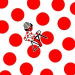 """tour-de-france-2014-stage-17-majka-in-polka-dot"" by Lonvig"