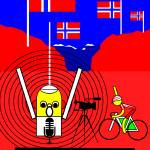 """tour-de-france-2014-stage-15-kristoff-norway"" by Lonvig"